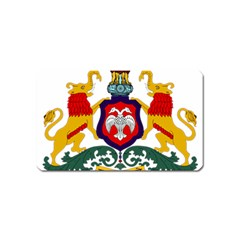 State Seal Of Karnataka Magnet (name Card) by abbeyz71