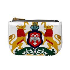 State Seal Of Karnataka Mini Coin Purses by abbeyz71