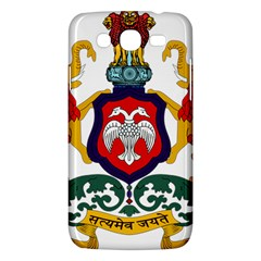 State Seal Of Karnataka Samsung Galaxy Mega 5 8 I9152 Hardshell Case  by abbeyz71