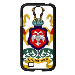 State Seal Of Karnataka Samsung Galaxy S4 I9500/ I9505 Case (black) by abbeyz71