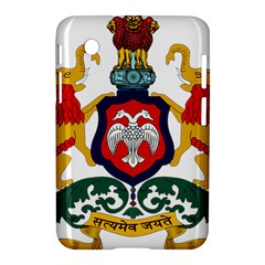 State Seal Of Karnataka Samsung Galaxy Tab 2 (7 ) P3100 Hardshell Case  by abbeyz71