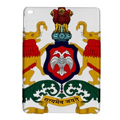 State Seal Of Karnataka Ipad Air 2 Hardshell Cases by abbeyz71