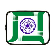 Seal Of Indian State Of Jharkhand Netbook Case (small)  by abbeyz71
