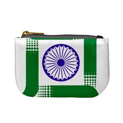 Seal Of Indian State Of Jharkhand Mini Coin Purses by abbeyz71