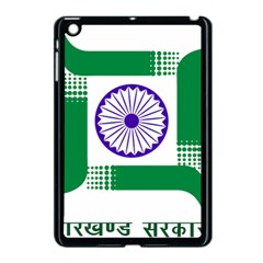 Seal Of Indian State Of Jharkhand Apple Ipad Mini Case (black) by abbeyz71