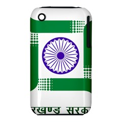 Seal Of Indian State Of Jharkhand Iphone 3s/3gs by abbeyz71