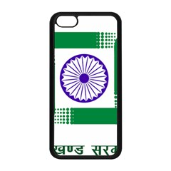 Seal Of Indian State Of Jharkhand Apple Iphone 5c Seamless Case (black) by abbeyz71