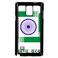 Seal Of Indian State Of Jharkhand Samsung Galaxy Note 4 Case (black) by abbeyz71