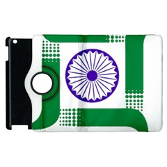 Seal Of Indian State Of Jharkhand Apple Ipad 2 Flip 360 Case by abbeyz71