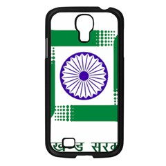 Seal Of Indian State Of Jharkhand Samsung Galaxy S4 I9500/ I9505 Case (black) by abbeyz71