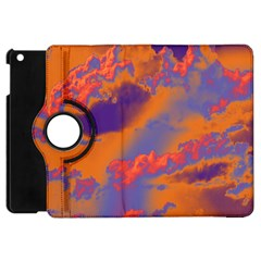 Sky Pattern Apple Ipad Mini Flip 360 Case by Valentinaart