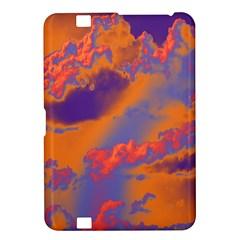 Sky Pattern Kindle Fire Hd 8 9  by Valentinaart