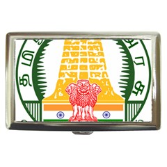 Seal Of Indian State Of Tamil Nadu  Cigarette Money Cases by abbeyz71