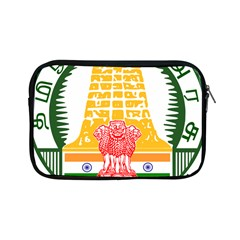 Seal Of Indian State Of Tamil Nadu  Apple Ipad Mini Zipper Cases by abbeyz71