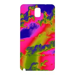 Sky Pattern Samsung Galaxy Note 3 N9005 Hardshell Back Case by Valentinaart