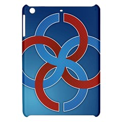 Svadebnik Symbol Slave Patterns Apple Ipad Mini Hardshell Case by Nexatart