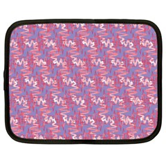 Pattern Abstract Squiggles Gliftex Netbook Case (xxl)