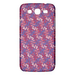 Pattern Abstract Squiggles Gliftex Samsung Galaxy Mega 5 8 I9152 Hardshell Case