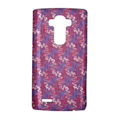 Pattern Abstract Squiggles Gliftex Lg G4 Hardshell Case by Nexatart