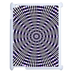 Pattern Stripes Background Apple Ipad 2 Case (white)