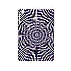 Pattern Stripes Background Ipad Mini 2 Hardshell Cases by Nexatart