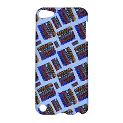 Abstract Pattern Seamless Artwork Apple Ipod Touch 5 Hardshell Case by Nexatart
