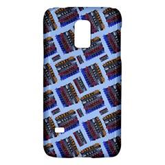 Abstract Pattern Seamless Artwork Galaxy S5 Mini