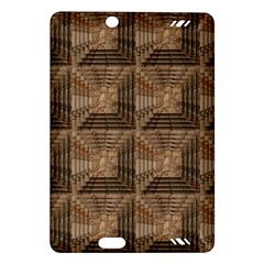 Collage Stone Wall Texture Amazon Kindle Fire Hd (2013) Hardshell Case by Nexatart
