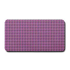 Pattern Grid Background Medium Bar Mats