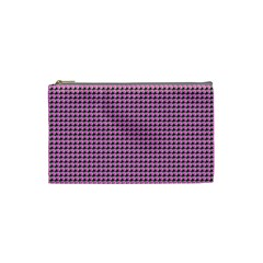 Pattern Grid Background Cosmetic Bag (small)  by Nexatart