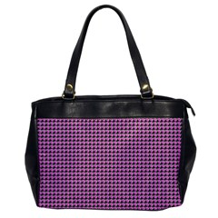 Pattern Grid Background Office Handbags by Nexatart