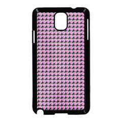 Pattern Grid Background Samsung Galaxy Note 3 Neo Hardshell Case (black) by Nexatart