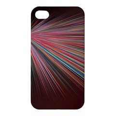 Background Vector Backgrounds Vector Apple Iphone 4/4s Hardshell Case by Nexatart