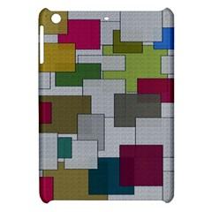 Decor Painting Design Texture Apple Ipad Mini Hardshell Case