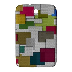 Decor Painting Design Texture Samsung Galaxy Note 8 0 N5100 Hardshell Case  by Nexatart