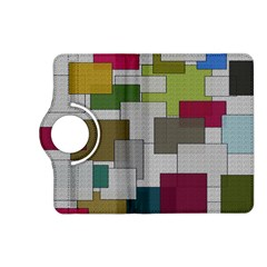 Decor Painting Design Texture Kindle Fire Hd (2013) Flip 360 Case by Nexatart