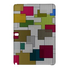Decor Painting Design Texture Samsung Galaxy Tab Pro 10 1 Hardshell Case