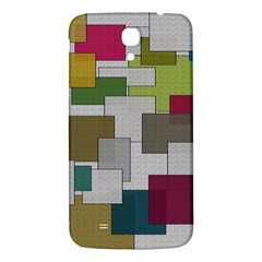 Decor Painting Design Texture Samsung Galaxy Mega I9200 Hardshell Back Case by Nexatart