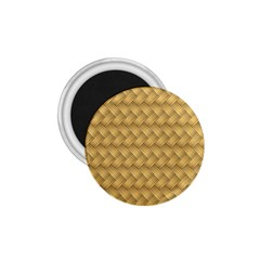Wood Illustrator Yellow Brown 1 75  Magnets by Nexatart