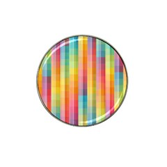 Background Colorful Abstract Hat Clip Ball Marker by Nexatart