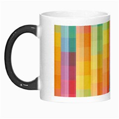 Background Colorful Abstract Morph Mugs by Nexatart