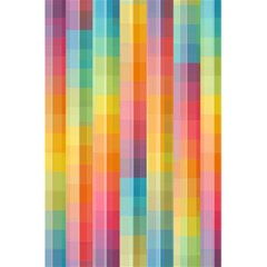 Background Colorful Abstract 5 5  X 8 5  Notebooks by Nexatart