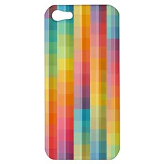 Background Colorful Abstract Apple Iphone 5 Hardshell Case