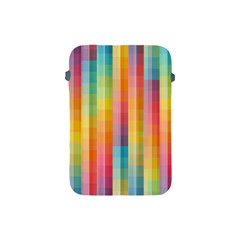 Background Colorful Abstract Apple Ipad Mini Protective Soft Cases by Nexatart