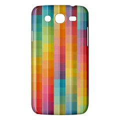 Background Colorful Abstract Samsung Galaxy Mega 5 8 I9152 Hardshell Case  by Nexatart