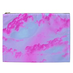 Sky Pattern Cosmetic Bag (xxl)