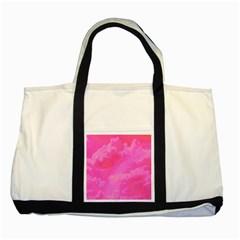 Sky pattern Two Tone Tote Bag
