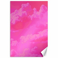 Sky pattern Canvas 24  x 36