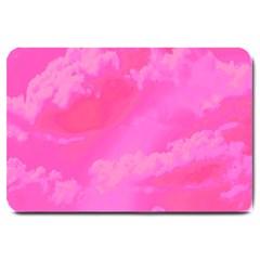 Sky pattern Large Doormat