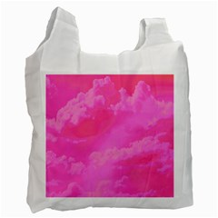 Sky pattern Recycle Bag (One Side)